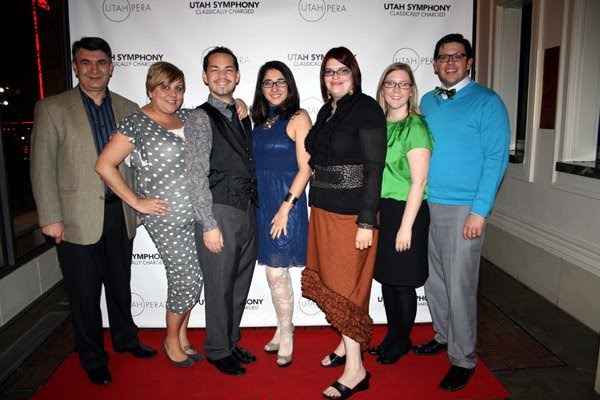 On the Red Carpet at the Elixir of Love