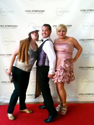 A Night at the Opera: On the Red Carpet